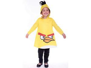 Angry Birds Yellow Bird Toddler Costume (2T)
