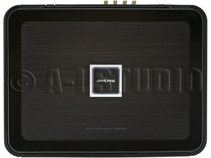 Alpine PDX-M12 Mono Digital Car Amplifier