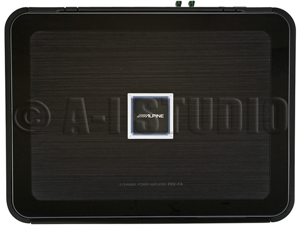 Alpine PDX-F4 4-Channel Digital Amplifier