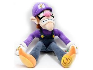 Super Mario Bros. Small Size Waluigi Plush Doll