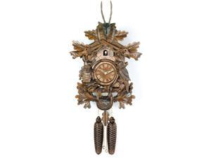 "20"" Rabbit, Rifle and Elk Cuckoo Clock"