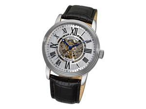 Stuhrling Original Men's Delphi Venezia Automatic Skeleton Watch 1077.33152
