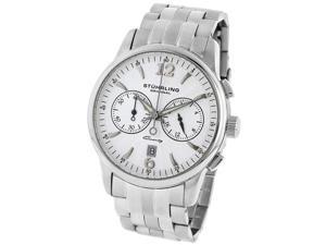 Stuhrling Original Men's Aristocrat Elite Swiss Quartz Chronograph Watch 186B.33112