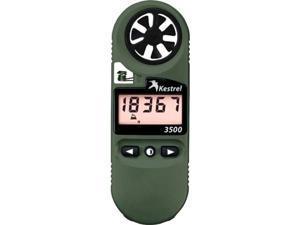 Kestrel 3500NV Pocket Weather Meter Olive Drab