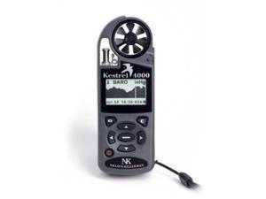 Kestrel 4000 Pocket Weather Tracker with Bluetooth Dark Grey