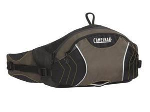 Camelbak 61662 FlashFlo LR Hydration Pack, 50 oz, Black/Dark Gull Grey