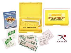 Rothco 7713 Sawyer Extractor/Bite & Sting Kit