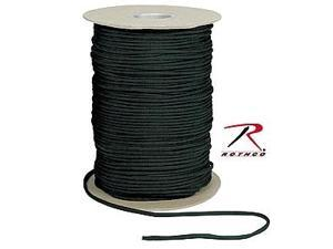 Rothco 304 1000' Black 550lb Type III Commerical Paracord