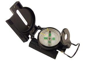 Black Military Tactical Compass