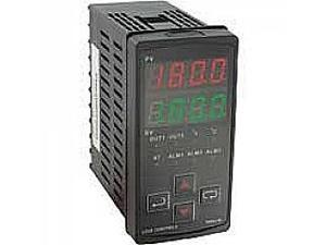 8B-23 1/8 DIN temperature/process controller, (1) voltage pulse output and (1) relay output.
