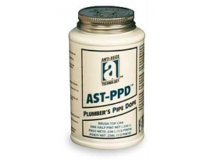 Anti-Seize 25108 AST-PPD 1/2 pt. Brush Top