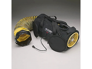 Conf. Sp Fan Air Bag, Axial, Dia 8 In