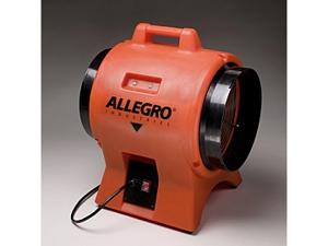 ALLEGRO 9539-12 Conf. Sp Fan, Axial, 1 HP
