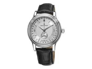 Revue Thommen Classic Mens Silver Face Pointer Date Watch 14200.2532