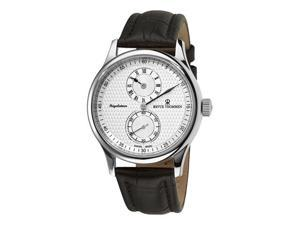 Revue Thommen Regulator Mens Silver Face Automatic Regulator Watch 16065.2532