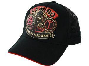 Sons of Anarchy Men's Mesh Side Trucker Hat