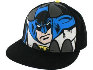 Batman Giant Logo Sublimated Adjustable Baseball Cap
