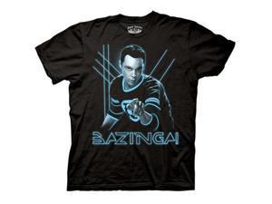 Big Bang Theory Glowing Sheldon Men's T-Shirt