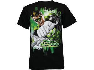 Green Lantern Intense Men's T-Shirt