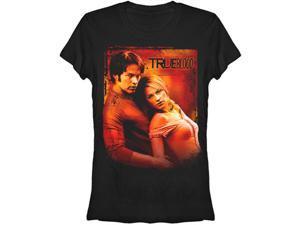 True Blood Bill & Sookie - Will They Endure? Juniors Girly T-Shirt