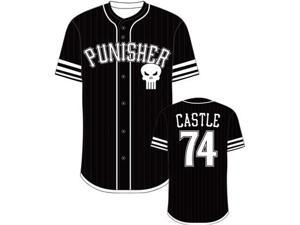 The Punisher 74 Men's Jersey Style T-Shirt
