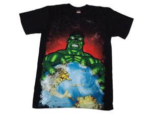 Incredible Hulk Greenhouse Effect Men's T-Shirt