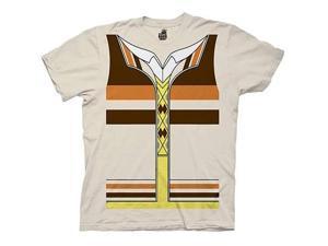 Big Bang Theory Raj Trompe Loeil Costume Men's T-Shirt