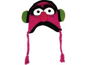 The Muppets Animal DJ Knit Peruvian Laplander Cap