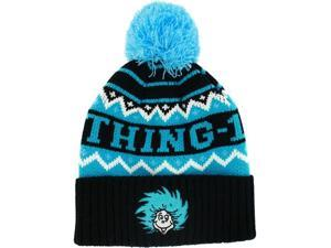 Dr. Seuss Thing 1/Thing 2 Knit Hat