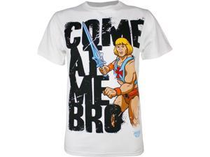 He-Man Come At Me Bro Men's T-Shirt