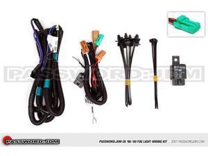 Password:JDM Fog Light Wiring Harness EK 96-00 Civic