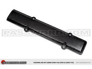 Password:JDM Dry Carbon Fiber Spark Plug Cover (B-Series)