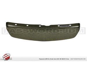 Password:JDM Dry Carbon Kevlar Aero Grille (EK 99-00 Civic)