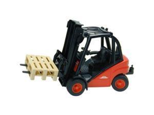 Bruder Toys Linde H30D Fork Lift with Pallet