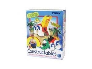 Tomy Toys Dino Constructables