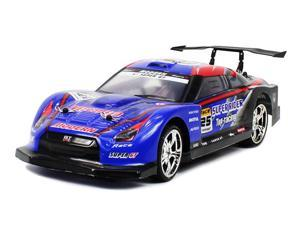 1:14 Electric Speed III Nissan GTR Skyline RTR RC Drift Car RECHARGEABLE By AirsoftRC
