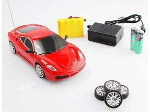 1:24 RC Ferrari F430 Drift Car Remote Control Car with Rechargeable Batteries