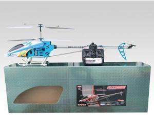 World's LARGEST GYRO RC HELICOPTER GYRO METAL 3.5CH RTF RC Helicopter 47 INCHES!! With 4 FREE SPARE BLADES! Comes in RED or BLUE Color