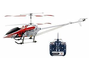 "World's Largest Huge Size 47"" Remote Control Helicopter Gyroscope Metal 3.5 Channel Ready To Fly w/ 4 Free Spare Blades (Colors May Vary)"