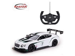 Radio Remote Control R/C Car 1:14 Scale Bentley Continental GT3 Radio Control Vehicle