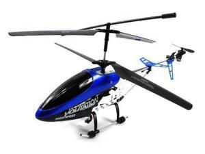 Volitation 9053G Electric RC Helicopter Large Size GYRO 2.4GHz LED RTF Ready To Fly (Colors May Vary)