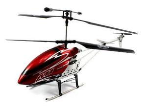 Skytech M1 Hurricane Electric RC Helicopter 3 Channel Gyroscope LED Ready To Fly (Colors May Vary) Huge Size