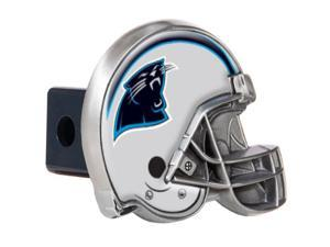 Carolina Panthers NFL Metal Helmet Trailer Hitch Cover