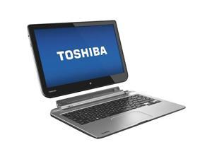 Toshiba W35DT-A3300 Satellite Click 2-in-1 13-Inch Touch-Screen Laptop (4GB Memory, 500GB Hard Drive) Ultimate Silver