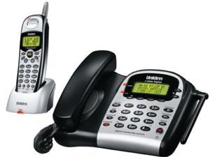 Uniden DCT7488 2.4 GHz Digital 1X Handsets Cordless phones Integrated Answering Machine