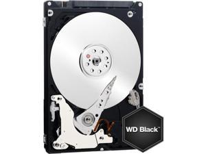 "WD BLACK SERIES WD3200BEKX 320GB 7200 RPM 16MB Cache SATA 6.0Gb/s 2.5"" Internal Notebook Hard Drive Bare Drive"