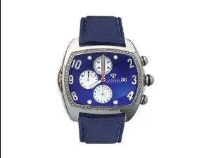 Aqua Master Men's Aqua Beetle Diamond Watch, 1.00 ctw