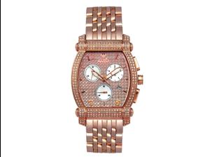 Aqua Master Men's Diamond Watch with Half Full Diamond Case, 2.50 ctw