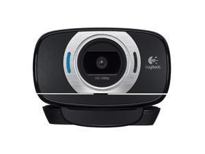 Logitech HD Portable 1080p Webcam C615 with Autofocus (960-000733)
