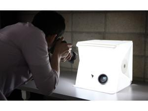 "Foldio 2 - 15"" Folding Portable Lightbox Studio for Smartphone or DSLR"
